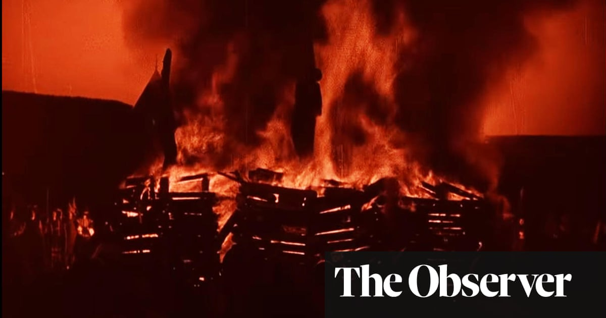 The Manningtree Witches by AK Blakemore review – menacing and thrilling debut