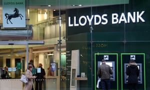 Lloyds to hand 3bn to shareholders as profits jump 24 to 53bn lloyds bank branch reheart Gallery