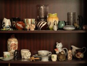 Carole Ogden's treasured objects
