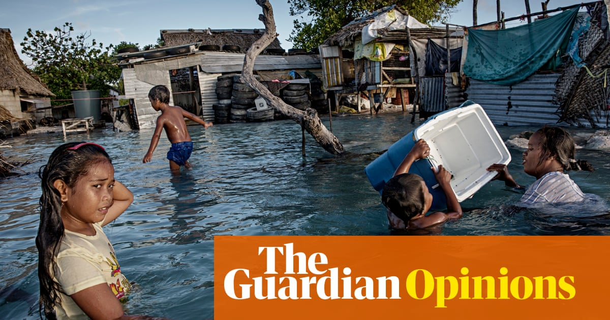 While my island nation sinks, Australia is doing nothing to solve climate change | Anote Tong
