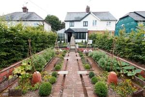 Talliston garden