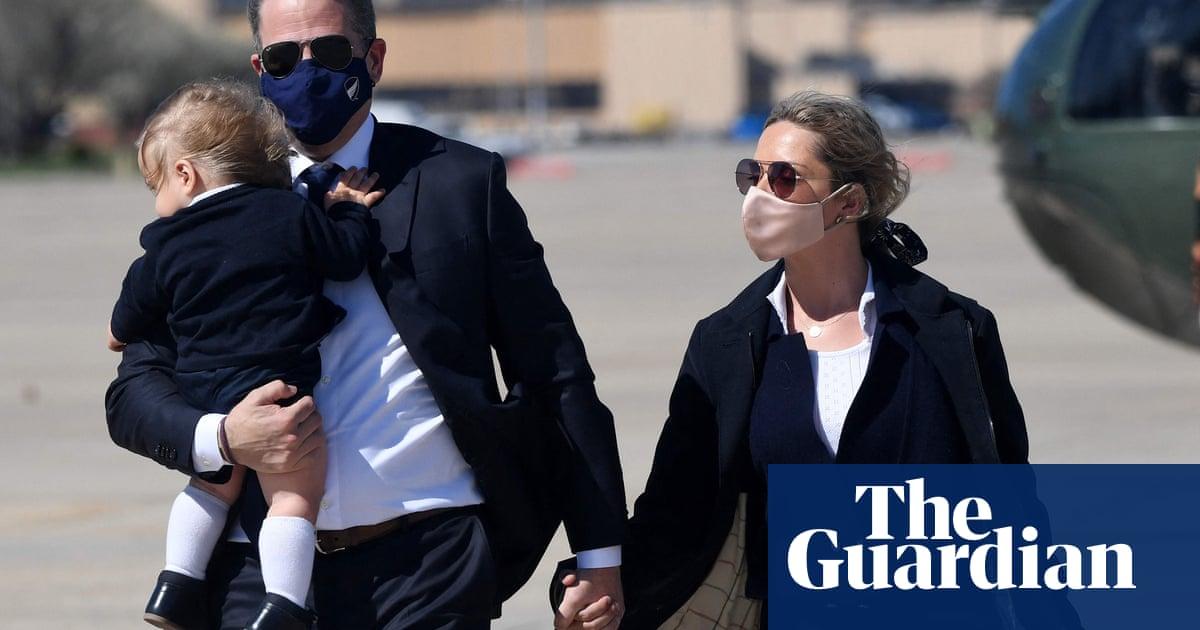 Hunter Biden calls Trump 'vile' in new book and denies Ukraine allegations