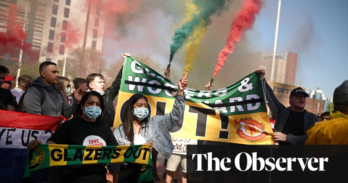 The week English football fans bit back against the billionaire owners