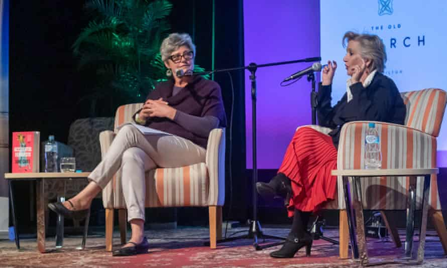 Meredith Jaffe and Jane Caro discuss Accidental Feminist at Storyfest 2019.