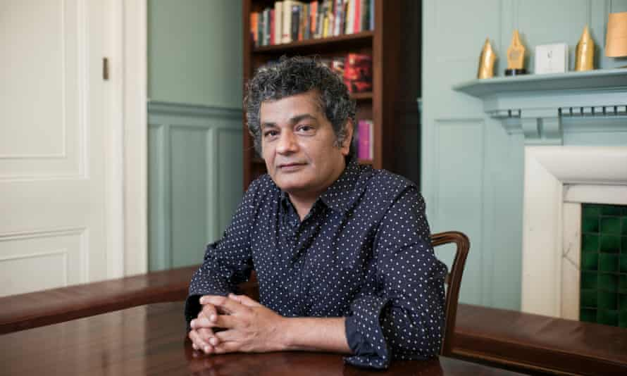 Novelist Mohammed Hanif