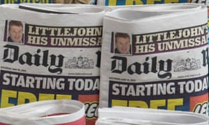 DMGT says it has been encouraged by print retail circulation volumes of the Daily Mail, Mail on Sunday and the i increasing each week since 5 April.