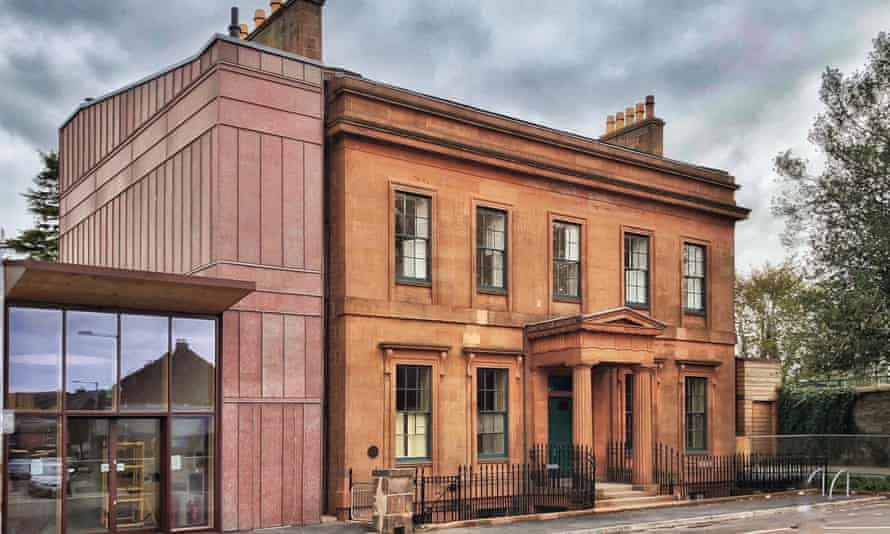 Moat Brae House and Garden that inspired JM Barrie.