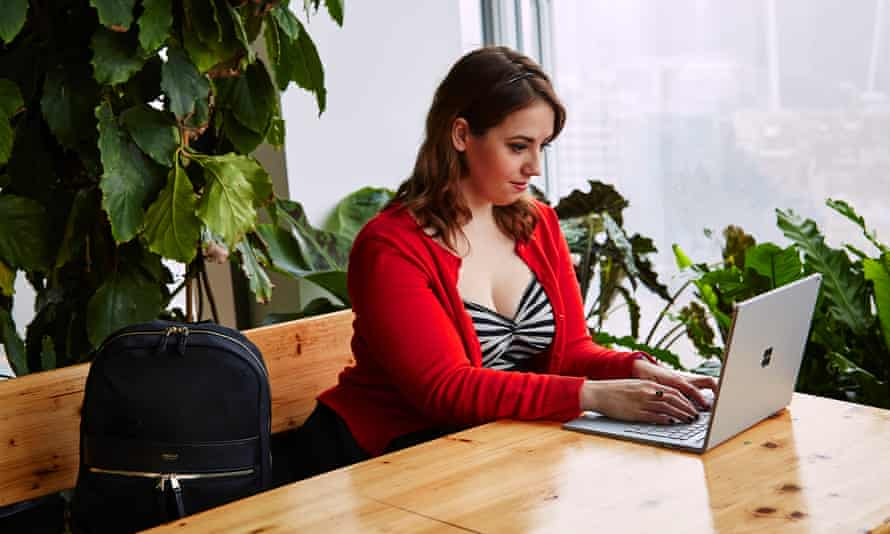 Holly Brockwell, founder of Gadgette.