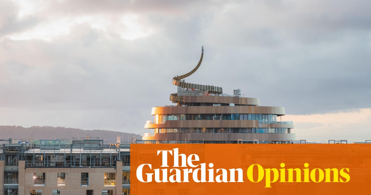 The Guardian view on buildings – out with the new! For the planet's sake