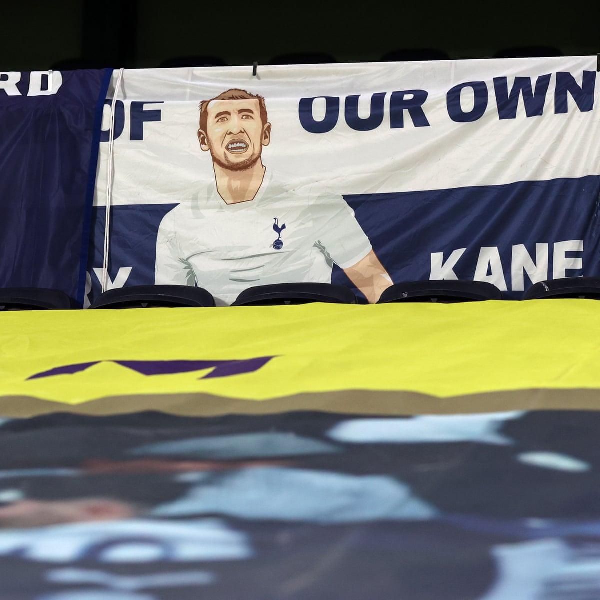 The Harry Kane Transfer Saga Soccer The Guardian
