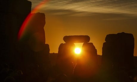 This solstice, try Stonehenge as therapy