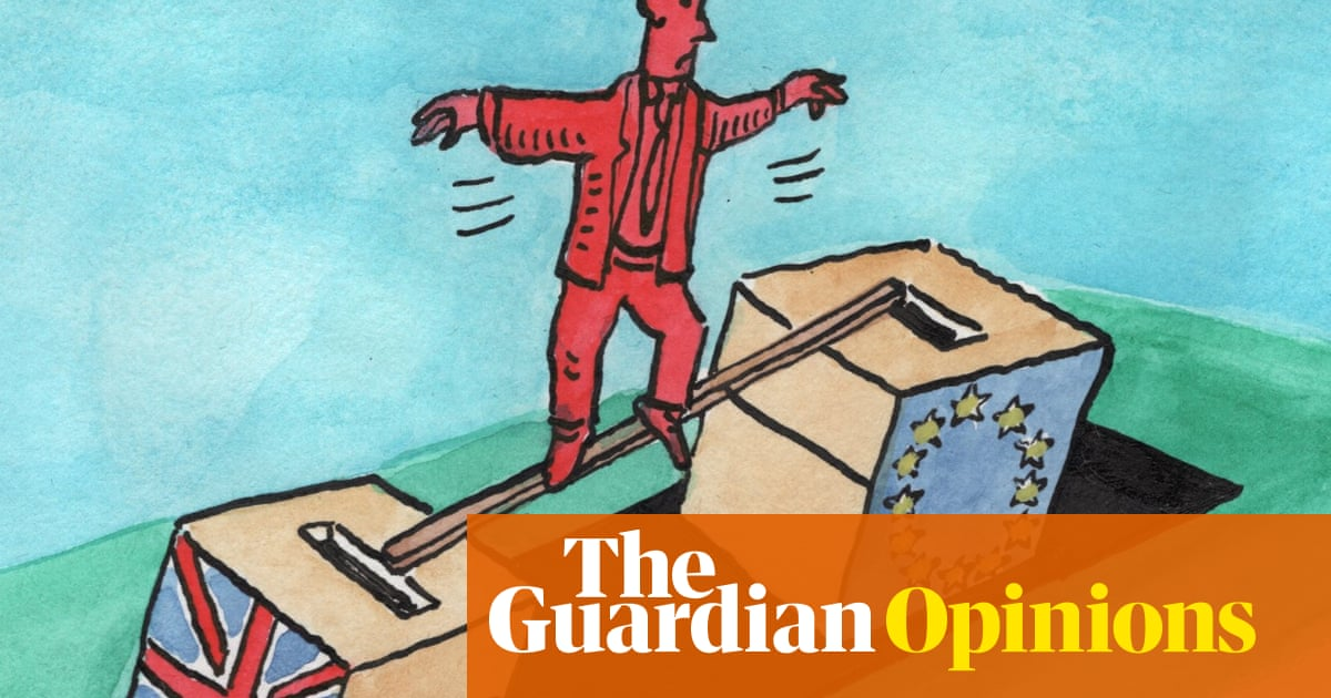 Follow The Nuance Labour Is Edging Towards A Reversal Of Brexit