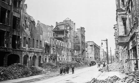 Berlin in July 1945.