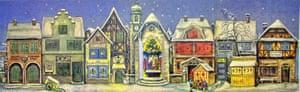 Richard Sellmer's Little Town advent calendar