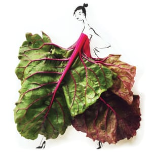 Chard from Edible Ensembles by Gretchen Röehrs