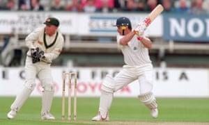 Robin Smith played 62 Tests for England and finished with an average of 43.67.