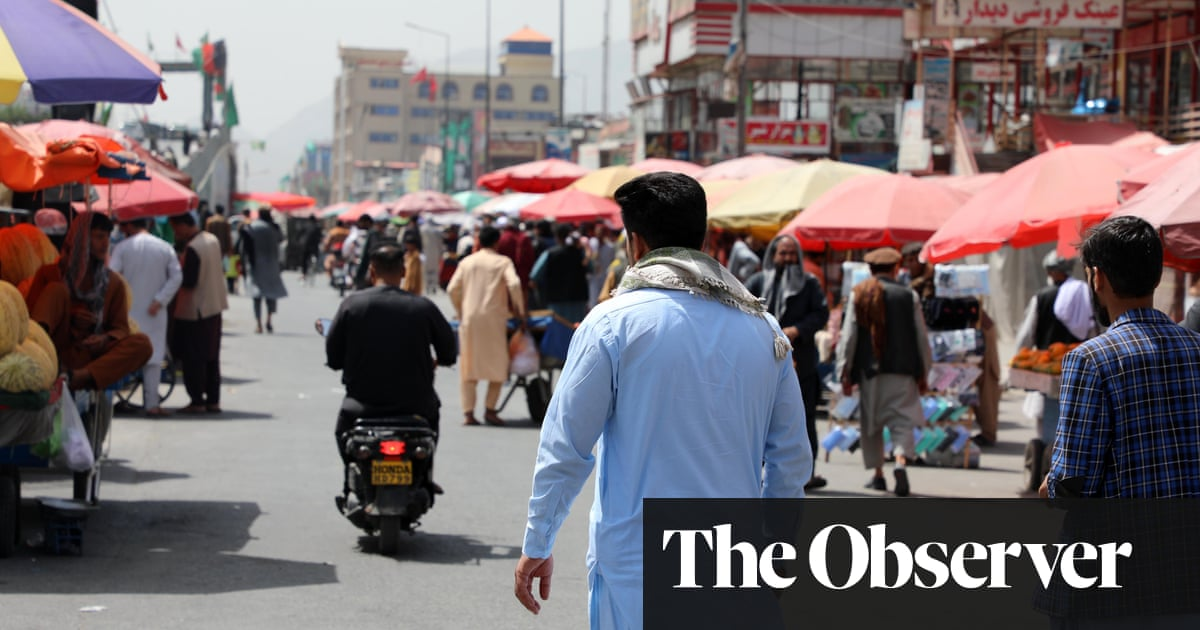 The Observer view on the Taliban and how they underestimate ordinary Afghans