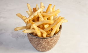 'Tepid': chips.
