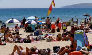 'Avoid Bournemouth beach and parks in central London, or a photograph of you looking distinctly déshabillé is likely to appear in a national newspaper.'
