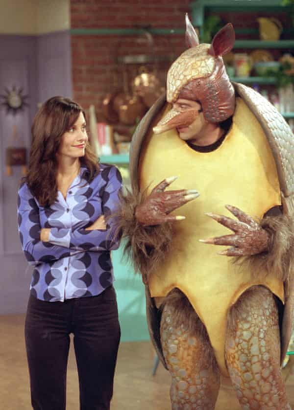 The One with the Holiday Armadillo.