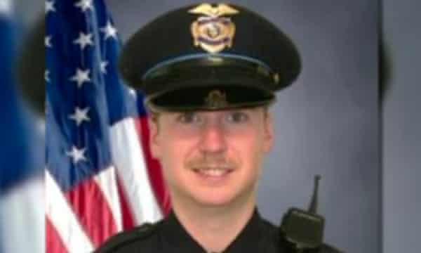 Officer Ray Tensing