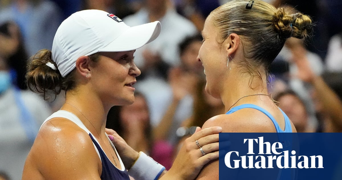 Ash Barty knocked out of US Open after shock loss to Shelby Rogers