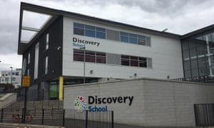 Discovery school in Newcastle