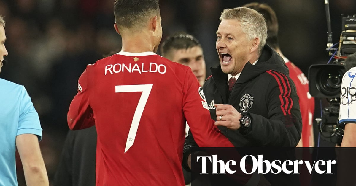 Solskjær the perfect frontman for United's era of endless new dawns