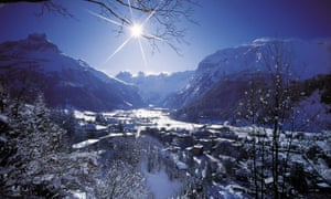 Engelberg can be found in the heart of the Swiss High Alps and is surrounded by majestic mountains.