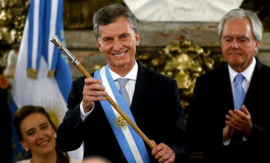 mauricio macri argentina