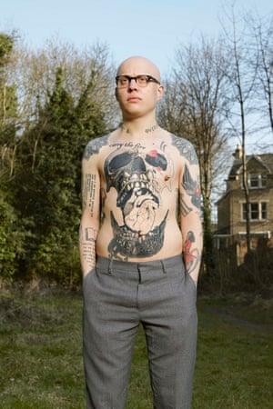Drew Beckett, 32, London