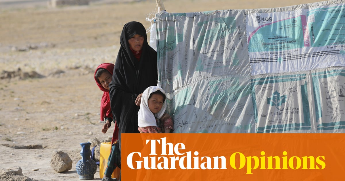 The plight of women helped justify war in Afghanistan. Now they have been abandoned