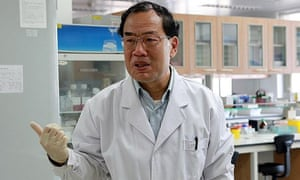 Prof Zhang Yongzhen