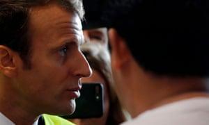 Emmanuel Macron's appeal has already worn thin | Gabriel ...