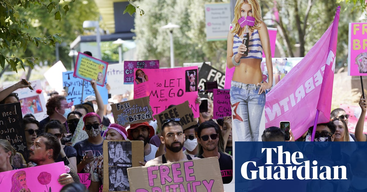 Stars and fans rally behind Britney Spears after shocking testimony