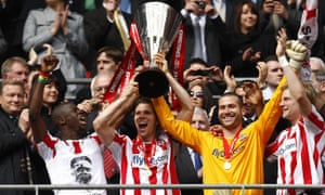 Southampton won the Football League Trophy in 2010