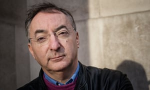 Peter Kosminsky: 'We were the first award of the night and I had to be served up for the slaughter …'