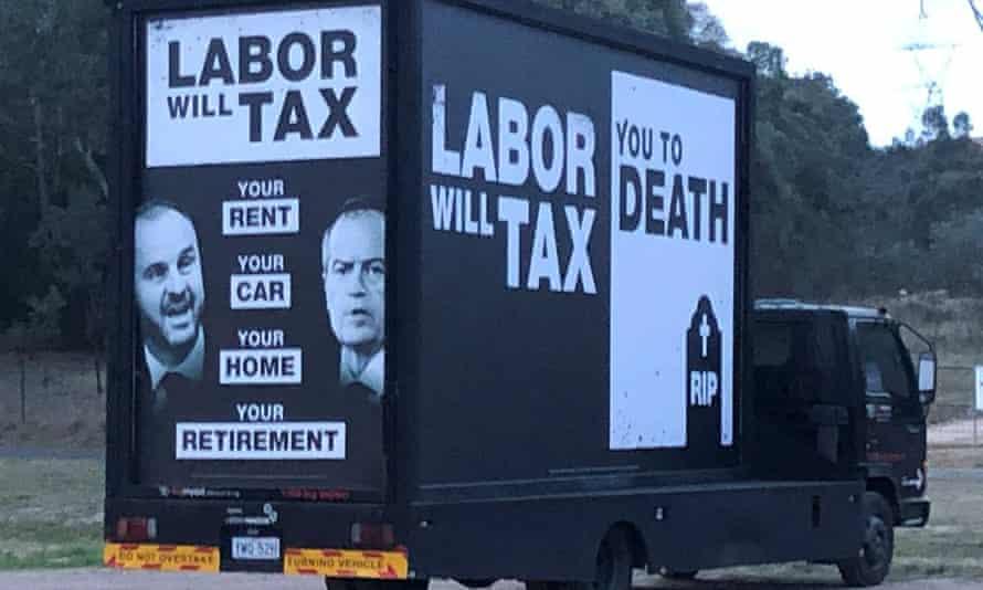 Coalition election slogans