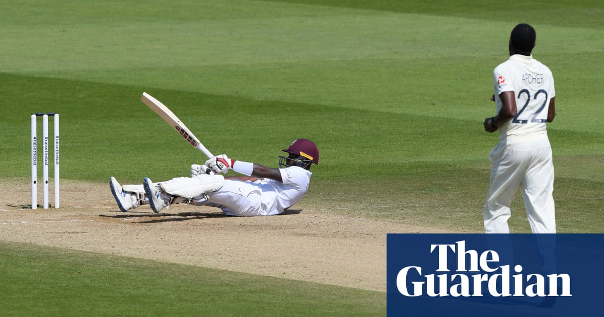 Jofra Archer proves his point but Jermaine Blackwood has the last laugh | Andy Bull - the guardian