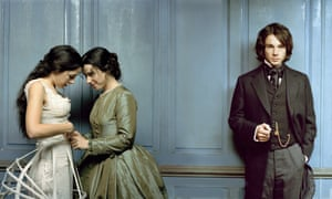 The BBC adaptation of Sarah Waters' Fingersmith