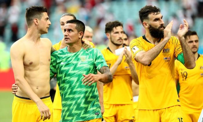 Australian maailmancupin unelma kääntyy painajaiseksi surkea Perun käsissä