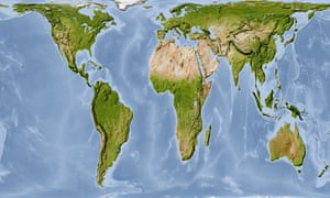 Boston public schools map switch aims to amend 500 years of the gall peters projection which shows land masses in their correct proportions by area gumiabroncs Choice Image