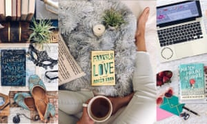 The 'bookstagram' hashtag has been used on over 35m Instagram posts