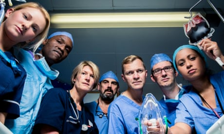 Hospital review – shining a light on an NHS at breaking point