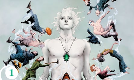 The Sandman Universe #1- cover by Jae Lee