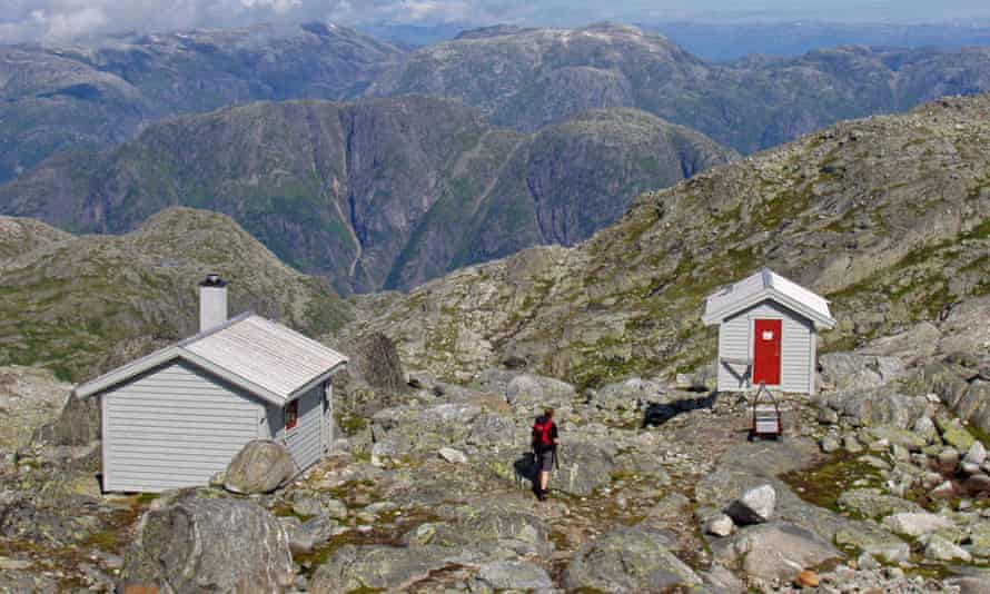 Breidablik Cabins