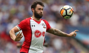 Charlie Austin is Southampton's top scorer in the league this season with seven goals.