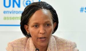 Joyce msuya