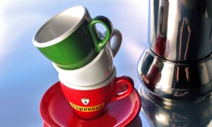 In Italy coffee is synonymous with espresso.