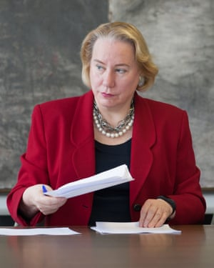 Lawyer Ann Olivarius, who has been prosecuting sexual discrimination cases since the 1970s.